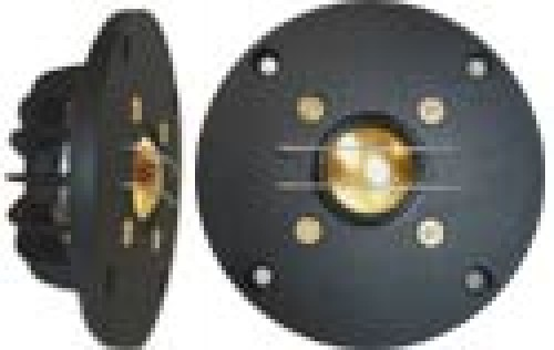 Tweeter Audax tw025a28 dome titane recouvert d'or